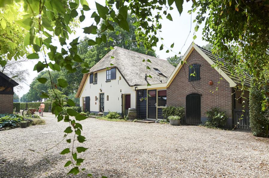 Verbouwing kookhuis woonboerderij Vaassen